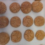 Soft Molasses Cookies | Play with Food