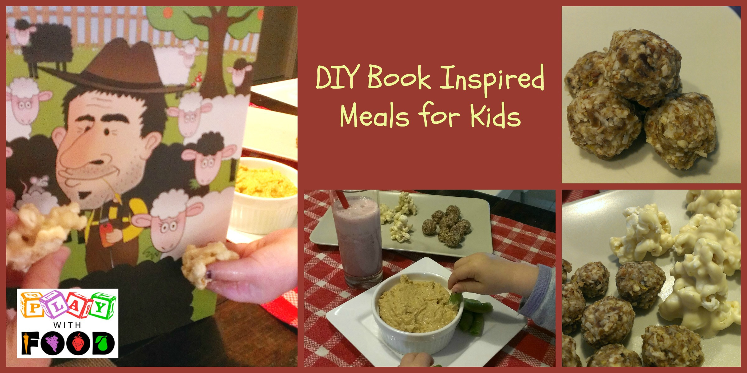 DIY Book Inspired Meals for Kids