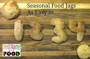 Seasonal Food Jagging by Play with Food