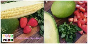 Pretty Salad Ingredients | Play with Food