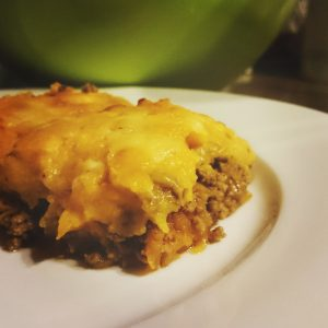 Swede topped cottage pie by Play with Food