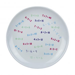 Product 2 plate pink