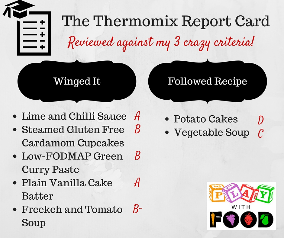 Review of the Thermomix by Simone Emery | Play with Food