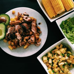 Pork and Pineapple Tacos by Good Food Week