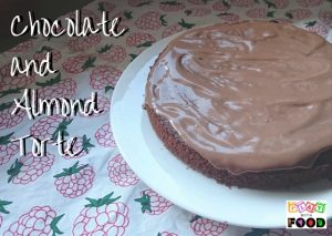 Paleo Chocolate and Almond Torte by Play with Food