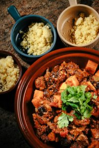 Moroccan Beef Stew by Dinner on the Table