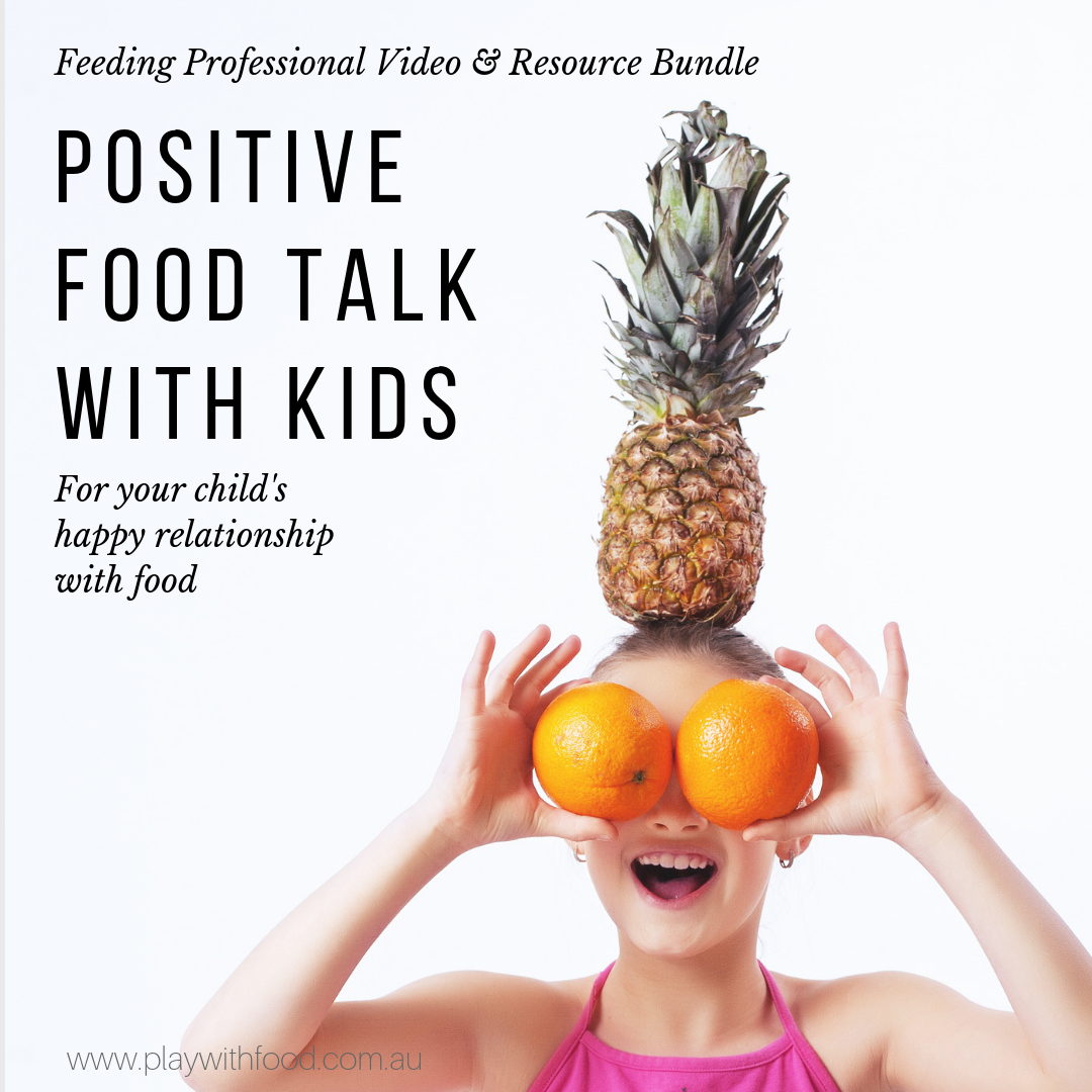 Positive Food Talk with Kids