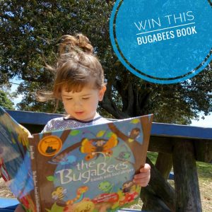 Book Review: BugaBees: Friends with Food Allergies | Play with Food