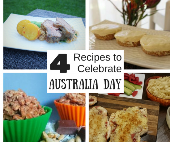 4 recipes with Australian flavours and buckets of food memories by Play with Food