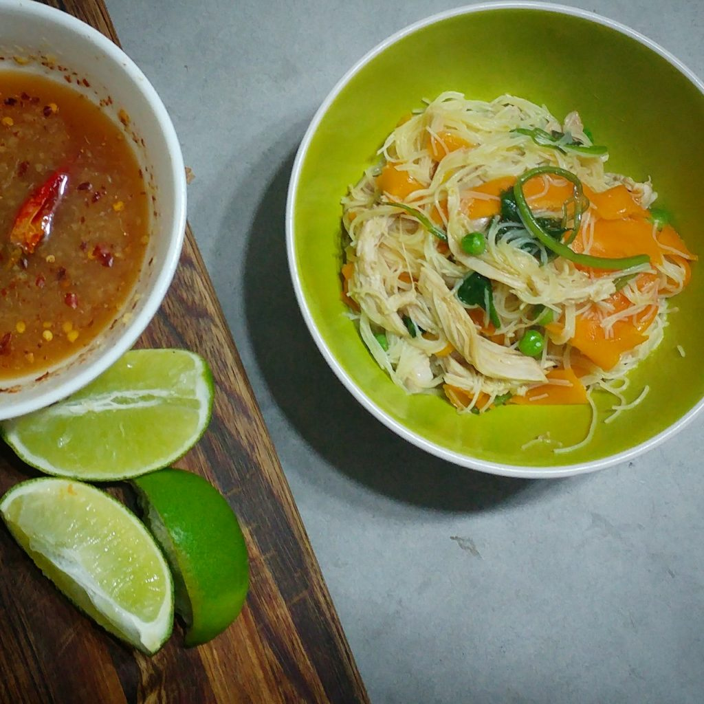 Vietnamese Style Chicken Soup