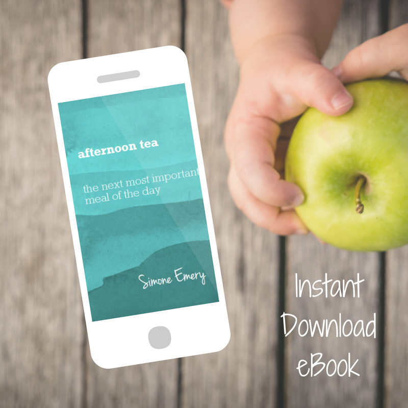 eBook | Afternoon Tea: The Next Most Important Meal of the Day
