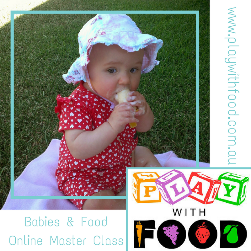 Babies and Food Pre-Consult Video and Workbook