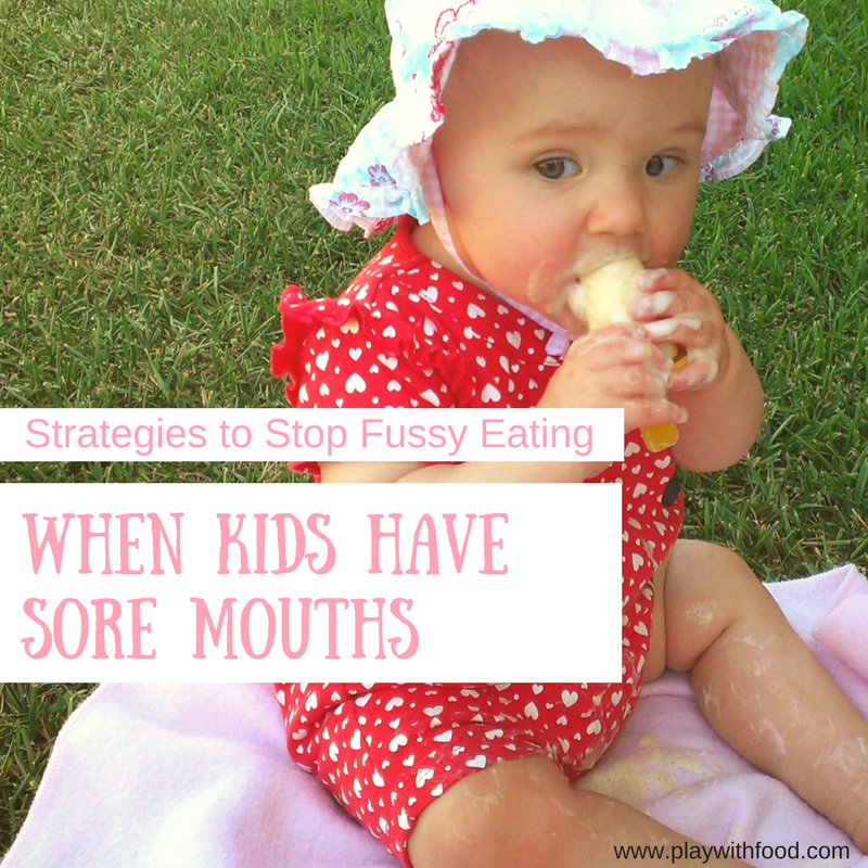 Mouth Pain (Teething) and Fussy Eating Behaviours