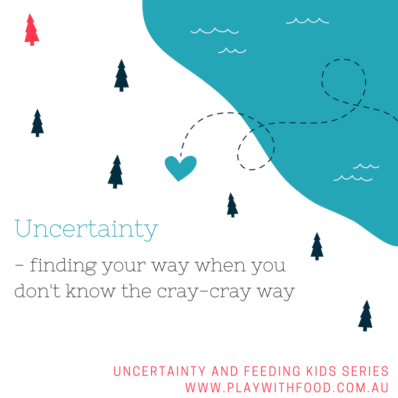 Finding Your Way When You Don't Know the Cray-Cray Way {Uncertainty}