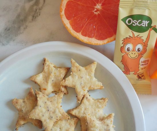 Grapefruit Zest and Whyte Chocolate Cookie Starts - #GlutenFree #EggFree #DairyFree #LowSugar by Simone Emery | Play with Food