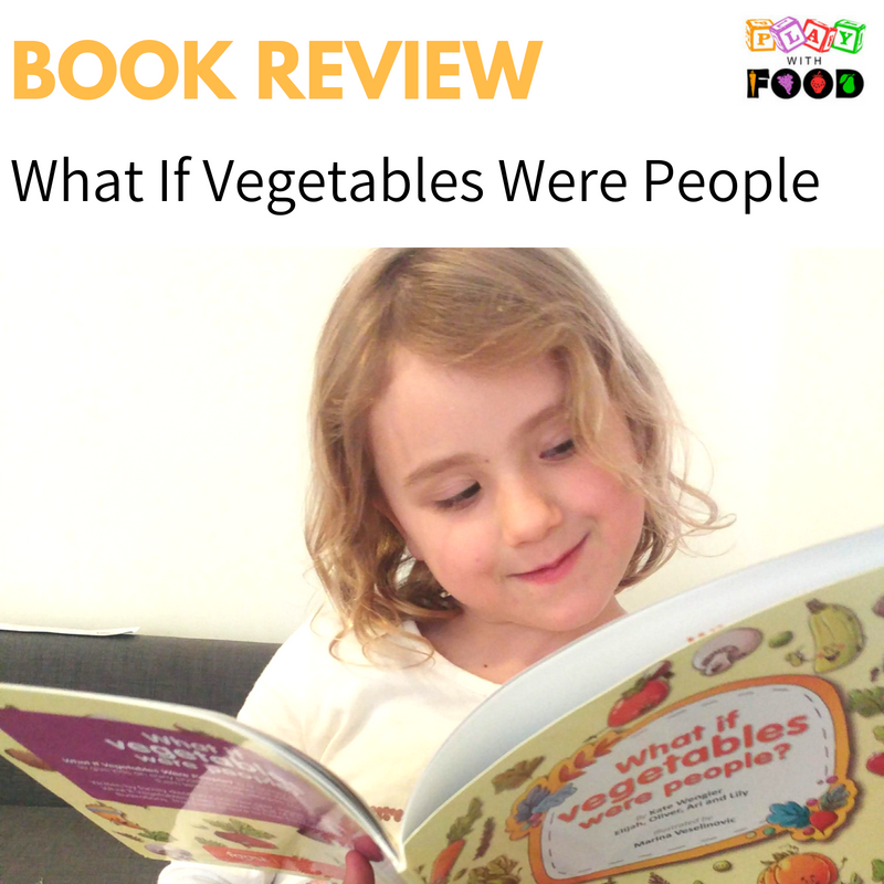 What If Vegetables Were People? {Book Review}