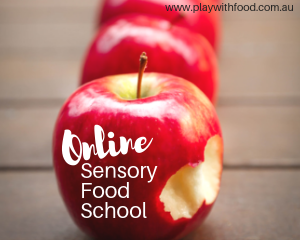 Online Sensory Food School {Peer Group Feeding Therapy Meals}