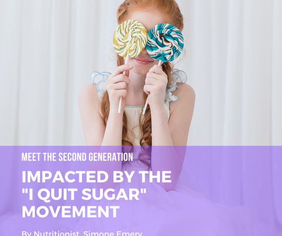 """Meet the Second Generation Impacted by the """"I Quit Sugar"""" Movement"""